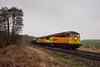 56 096 on the Preston Tanks at Kebwood (Richard Hagues Photography) Tags: 56 colas train trains freight lincolnshire 096 113 with empty tanks from preston docks 6e32 back lindsey oil refinery kebwood