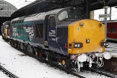 37069 (Rob390029) Tags: drs direct rail services class 37 diesel locomotive 37069 newcastle central railway station ncl ecml east coast mainline tyne wear tyneside northeast north