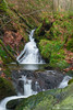 Waterfall. (gillesfrancotte) Tags: 2018 amblève ardennes autumn aywaille d800 hornay january janvier nikon ninglinspo outdoor sedoz automne cascade creek eau fall forest landscape longexposure nature ruisseau stream torrent undergrowth underwood water waterfall waterscape wood theux wallonie belgique be