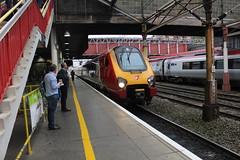 221109 (matty10120) Tags: crewe railway station class tran rail transport travel 221 virgin trains west coast voyager