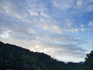 Sunrise Morning Cloud Sky Philippines Sagada © Sonnenaufgang ©