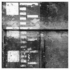 Minimal - Depth (Visual Stripes) Tags: square composition texture lines blackandwhite olympusepm1 olympus 1442mm kitlens