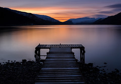 In Search of the Mirror Man (Fading Dusk Photography) Tags: uk scotland loch sunset scottishhighlands kyoshimasamune sigma1750mmf28 wideangle ultrawideangle lochearn mirrorman stfillans trossachsnationalpark trossachs lochlomondnationalpark lochlomondthetrossachsnationalpark perthkinross perthandkinross perthshire jetty meallreamhar meallnanuamh cokinfilters cokinnd8 zomeind1000 zomei nd1000