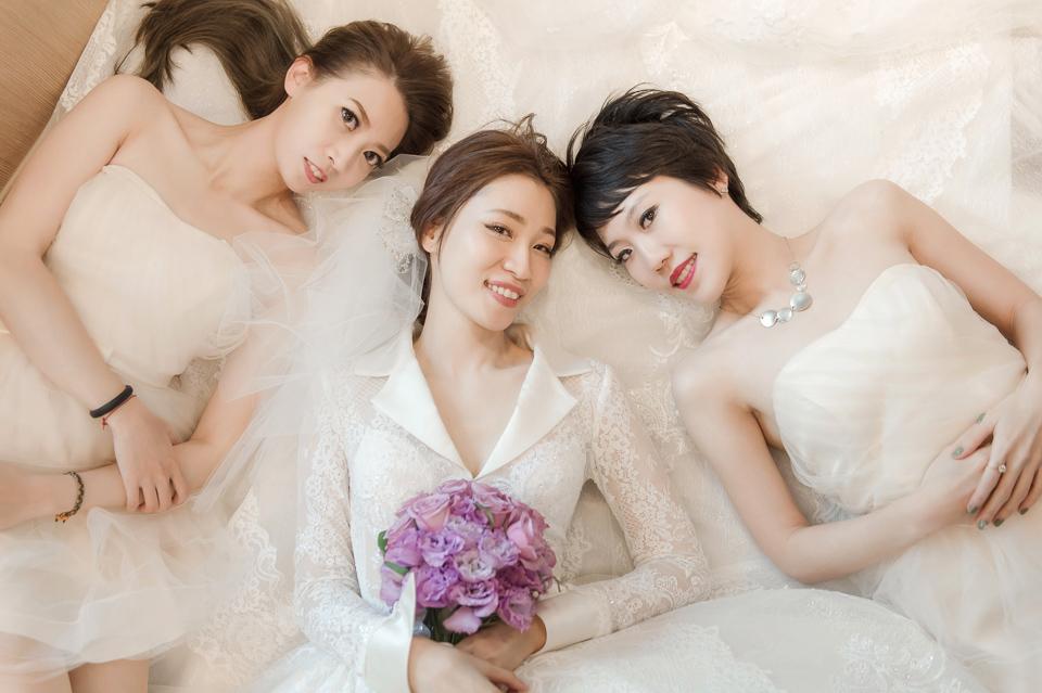 婚攝 高雄林皇宮 婚宴 時尚氣質新娘現身 S & R 102