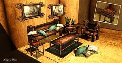 Viking living room (katya mhia) Tags: moonlight shadow