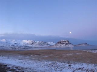 Snæfellsnes mountains