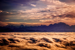 The higher the trip the harder the fall (nic_r) Tags: mountain mountains alps alpine clouds cloud flying windowseatplease nikon d500