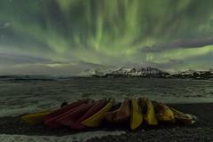 Northern Lights Over Jokulsarlon Glacial Lagoon (steven.clennell) Tags: aurora auroraborealis ice iceland jokulsarlon northernlights