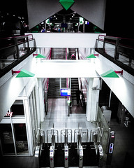 Station Lelystad 25-01-2018.