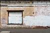 Ascot Vale (Westographer) Tags: ascotvale melbourne australia westernsuburbs suburbia typography signage ghostsign patina weathered distressed wall mundane