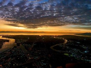 YVR Sunset 2018