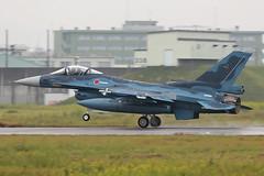 Mitsubishi F-2A 03-8507 '507' 8 Hikotai (Mark McEwan) Tags: mitsubishi f2a 038507 8hikotai tsuiki jasdf japanairselfdefenseforce japan fighter airdefence aviation aircraft airplane military