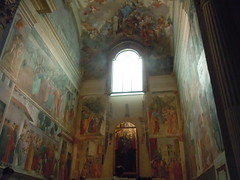 Masaccio. Tributo de la moneda. Capilla Brancacci (skaradogan) Tags: masaccio tributo de la moneda capilla brancacci