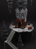 The Batcave – 1. Costume Displays (Xenomurphy) Tags: lego moc bricks afol batman batcave robin dccomics brucewayne dickgrayson darkknight costumes gothic
