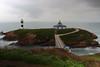 Faro de Isla Pancha (María Grandal) Tags: isla ribadeo lugo galicia españa spain europa europe filtro