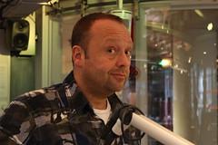 Richard Groenendijk bij Gijs 2.0 (NPO_Radio2) Tags: richard groenendijk gijs 20 staverman