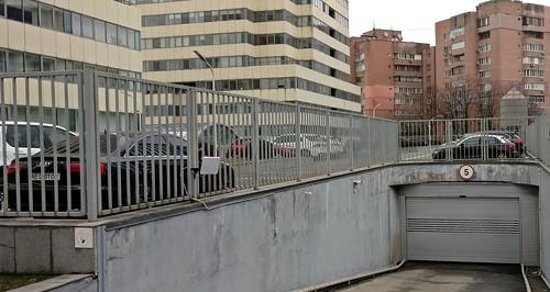 Швидкі ворота в паркінг м. ДНІПРО