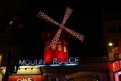Moulin Rouge (giuliacristini1) Tags: foto pic picture photography photo canon1300d canon dslr reflex paris parigi moulinrouge night parisbynight city citylife urban urbanephoto città