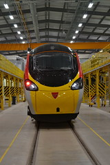 Virgin Trains Pendolino 390009 Treaty of Union (Will Swain) Tags: alstom rail techonology centre widnes train trains railway railways transport travel uk britain vehicle vehicles england english merseyside north west mersey virgin pendolino 390009 treaty union paint programme painting facility