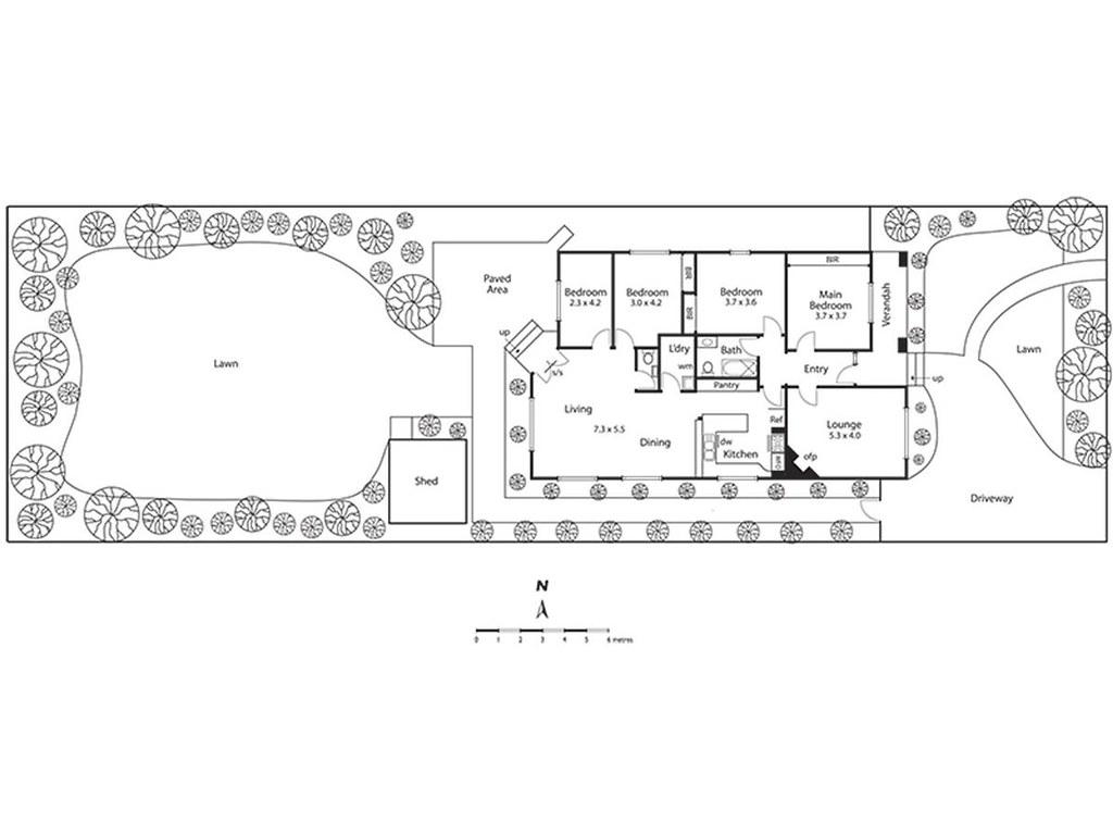 3 Axelton Street floorplan