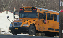 East End Bus Lines LLC#0855P (ThoseGuys119) Tags: eastendbuslines orangecountytransitllc schoolbus maybrookny 2018 propane gasoline birdbus