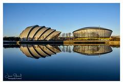 Reflections of Glasgow (James Edmond Photography) Tags: 2018 glasgow jamesedmond photography scotland reflection river glass buildings