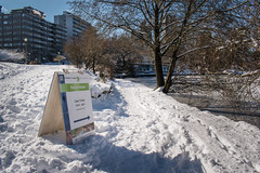 Stanley Park Snow Day (miss604) Tags: stanley park explorebc vancouver veryvancouver lostlagoon