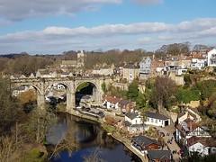 River Nidd - Knaresborough - 2018-02-25 (BillyGoat75) Tags: knaresborough rivernidd theviaduct northyorkshire