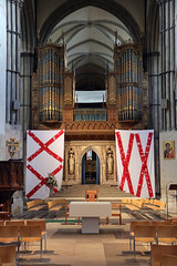 Rochester Cathedral (AnthonyR2010) Tags: rochestercathedral rochester cathedral church kent gradeilistedbuilding ebb gradei architecture