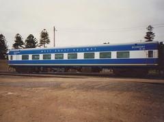 BZ267 Warrnambool (tommyg1994) Tags: west coast railway wcr emd b t x a s n class vline warrnambool geelong b61 b65 t369 x41 s300 s311 s302 b76 a71 pcp bz acz bs brs excursion train australia victoria freight fa pco pcj