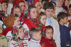 10. Фестиваль колядок в Успенском соборе 12.01.2018