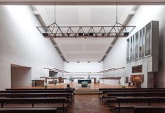 BELLOC-213 (MMARCZYK) Tags: france pays basque pyrénéesatlantiques nouvelleaquitaine belloc abbaye abbatiale opactwo benedictin architecture modernisme brutalisme 1969 64