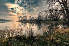 DSC07209 (karstenlützen) Tags: germany brandenburg frankfurtanderoder markbrandenburg oderland clouds river riverside waterfront landscape landscapephotography trees sigma1020f35 ilca77m2 sonyflickraward