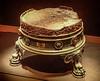 Bronze portable brazier used to heat and illuminate the triclinium Pompeii Italy 1st century BCE (mharrsch) Tags: brazier heater bronze ancient roman footed triclinium pompeii italy omsi portland oregon mharrsch