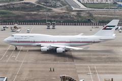 United Arab Emirates - Dubai Air Wing B747-400 A6-MMM 003 (A.S. Kevin N.V.M.M. Chung) Tags: uae unitedarabemirates boeing boeing747 b747400 b747 vip aviation aircraft aeroplane airport macauinternationalairport mfm plane spotting jumbo jet queen