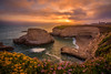 Shark Fin Cove (Simon Huynh) Tags: sharkfincove santacruz highway1 sunset