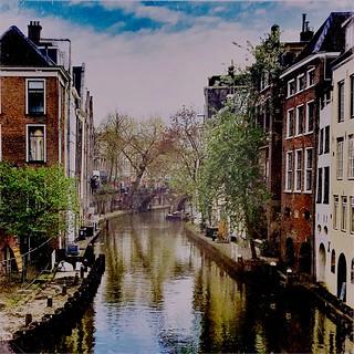 Canal Utrecht