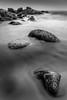 Silky Water, Porth Nanven (Mick Blakey) Tags: shoreline slowexposure cornish water porthnanven receding boulders clouds silky tide cornwall rocks granite coastal sea coastsurf seascape beach coast rocky waves
