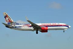 N277EA  B737-8CX(WL)  Havana Air (n707pm) Tags: n277ea b737 boeing 737800 737wl 737 airport airplane airline aircraft mia kmia havanaair easternairlines 19102017 swiftair miamiintlairport usa florida cn32359