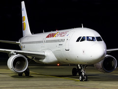 Iberia Express   Airbus A320-214   EC-LUD (FlyingAnts) Tags: iberia express airbus a320214 eclud iberiaexpress airbusa320214 airlivery norwichairport norwich nwi egsh canon canon550d