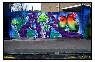STREET ART by AERO