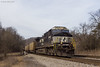 Lone Ranger (nrvtrains) Tags: christiansburgdistrict montgomery coal empty norfolksouthern 60l christiansburg virginia unitedstates us