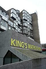 King's Maths School (My photos live here) Tags: kings maths school kennington road lambeth london capital city england canon eos 1000d urban street south