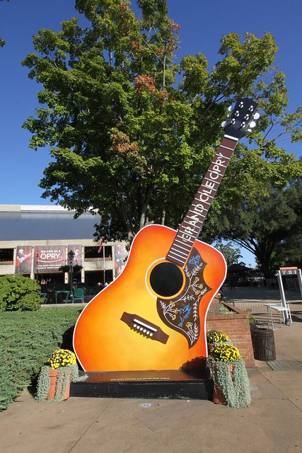 Grand Ole Opry guitar