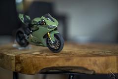 Tamiya 1:12 Ducati Panigale 1199 (maxwell1326maxen) Tags: model scale scalemodel kit build ducati motorcycle panigale 1199 tamiya