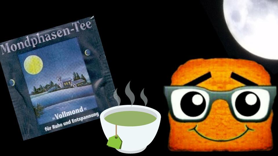 Vollmond-Tee