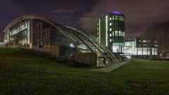 RGU (avaird44) Tags: rgu university aberdeen scotland longexposure night building architecture