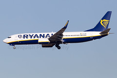 EI-FIM Ryanair B737-800/WL Madrid Barajas Airport (Vanquish-Photography) Tags: lemd mad madridbarajas madridbarajasairport madridairport barajasairport vanquish photography vanquishphotography ryan taylor ryantaylor aviation railway canon eos 7d 6d aeroplane train spotting 737800 b737800 b737 737 b7378as b7378aswl eifim ryanair b737800wl madrid barajas airport