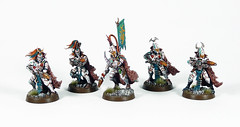 Kabalite Trueborn (Uruk's Customs) Tags: games workshop warhammer wh40k eldar aeldari drukhari harlequins kabalite trueborn conversion kabal
