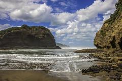 20180207-IMG_0250 (alexeyborissov) Tags: bethells beach bay water wild newzealand nz auckland adventure natgeo nature aucklandnz travel tasmansea ocean coast